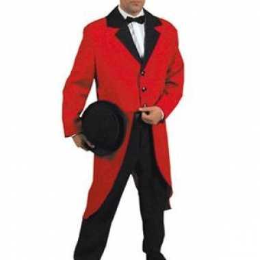 Circus directeur jasje rood