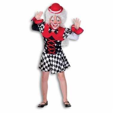 Clowns kostuum voor meiden