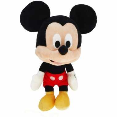 Clubhouse mickey mouse knuffel 25 cm