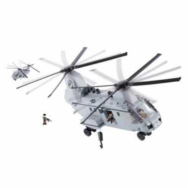 Cobi helikopter bouwstenen pakket