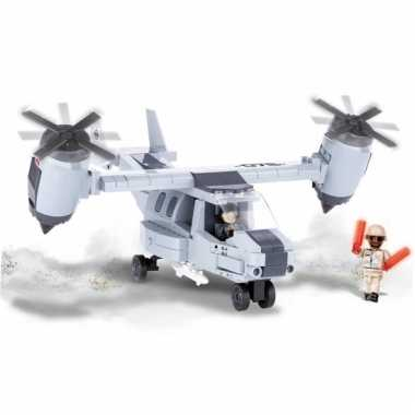 Cobi vliegtuig bouwstenen pakket