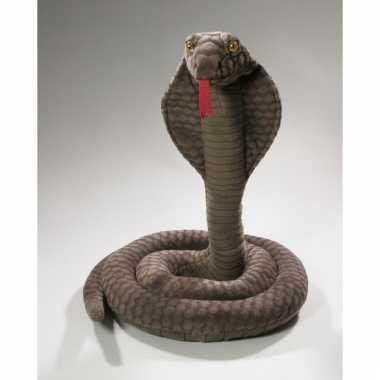 Cobra knuffel 170 cm