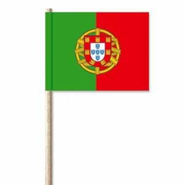 Cocktailprikker portugal 50 st