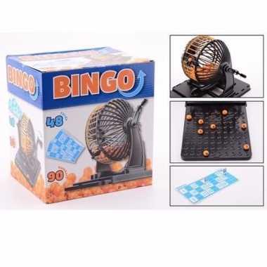 Compleet bingospel nummer 1-90