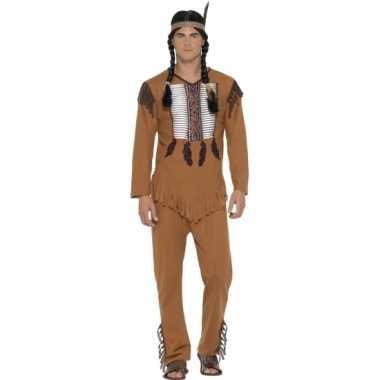 Compleet indianen kostuum anakin voor heren