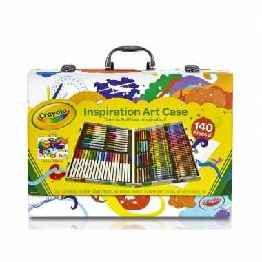 Complete kleurset in koffer 150-delig