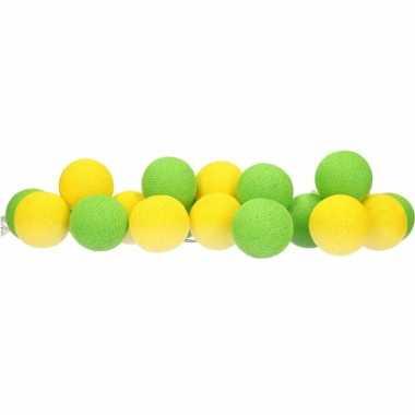 Cotton balls brazilie lichtsnoer