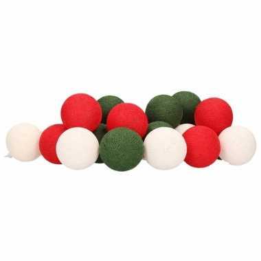 Cotton balls italie lichtsnoer