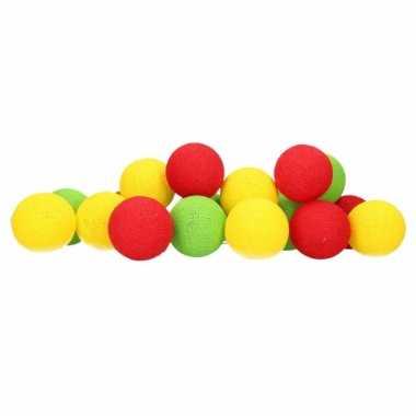 Cotton balls jamaica lichtsnoer