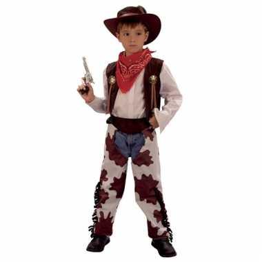 Cowboy pak voor kinderen
