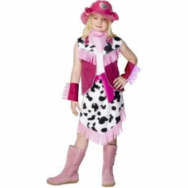 Cowboy verkleedkleding voor meisjes