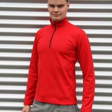 Craft thermoshirt rood voor heren