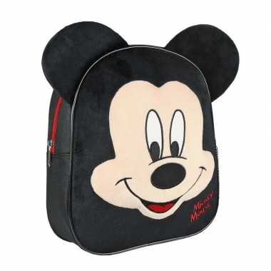 Disney mickey mouse 3d rugzak voor kinderen