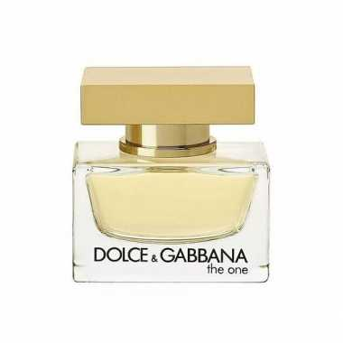 Eau de parfum dolce and gabbana the one