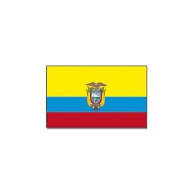 Ecuadoraanse vlag 90x150 cm
