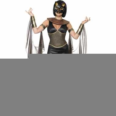 Egypte bastet kostuum voor dames