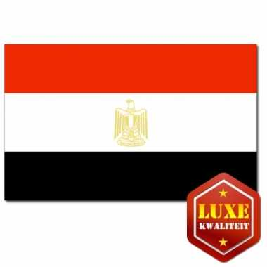 Egyptische vlag goede kwaliteit