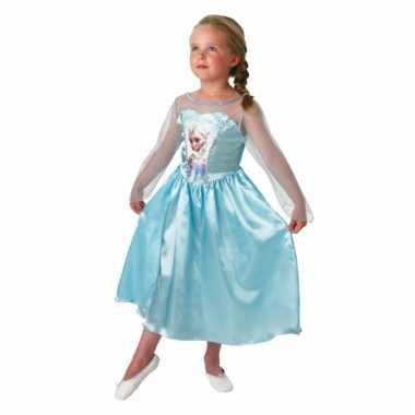 Elsa frozen kostuums voor kinderen