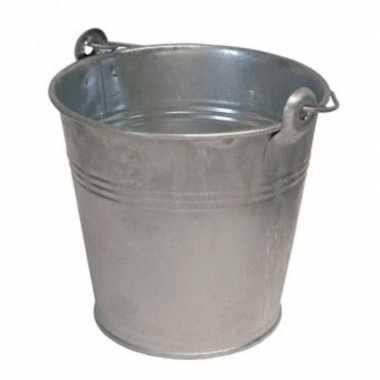 Emmer / teil van zink 12 liter