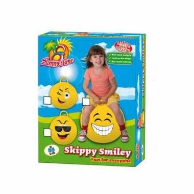 Emoticon skippybal