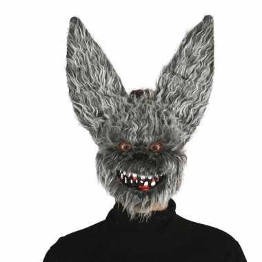 Enge konijnen masker voor volwassenen