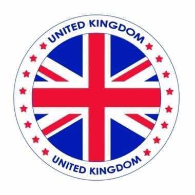 Engeland thema bierviltjes