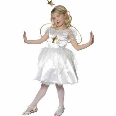 Engelen carnavalskleding meisje
