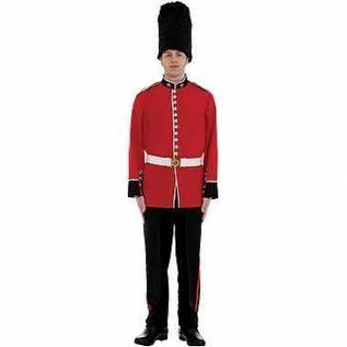 Engels bewaker kostuum heren