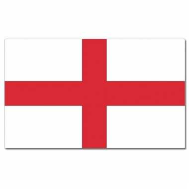 Engelse st. george vlag 90x150 cm