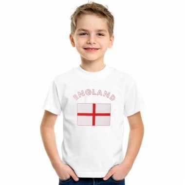 Engelse vlag t-shirts voor kinderen