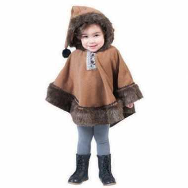 Eskimo kostuum voor peuters