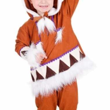 Eskimo outfit voor jongens