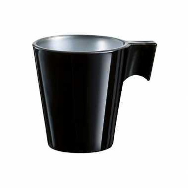 Espresso mokje zwart
