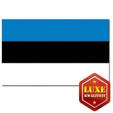 Estlandse vlag goed kwaliteit