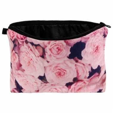 Etui rozen design romantisch