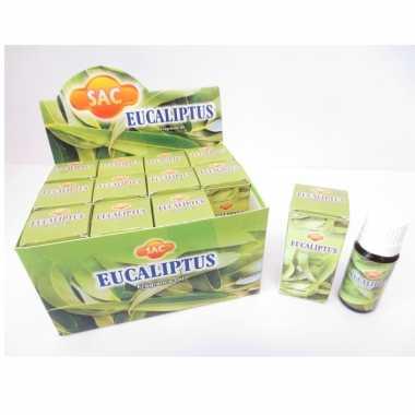Eucalyptus geur olie flesje