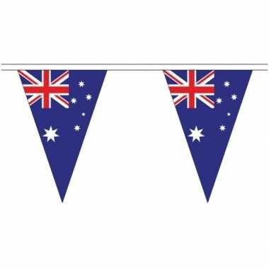 Extra lange australie vlaggenlijnen van 5 meter