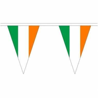 Extra lange ierland vlaggenlijnen van 5 meter