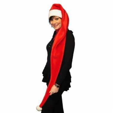 Extra lange kerstmutsen voor volwassenen