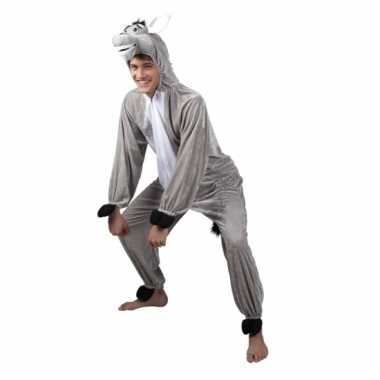 Ezel onesie dierenpak 195 cm