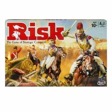 Familie spel risk