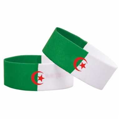 Fan armband algerije