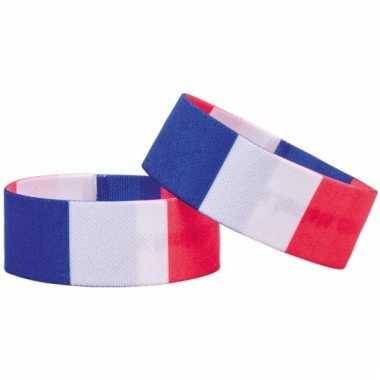 Fan armband frankrijk