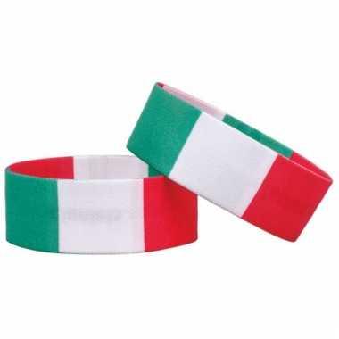 Fan armband italie