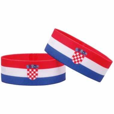 Fan armband kroatie