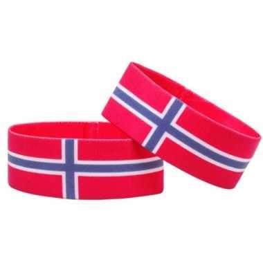 Fan armband noorwegen