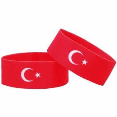 Fan armband turkije