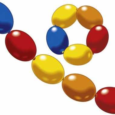Feest ballonnen guirlande