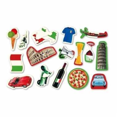 Feest confetti italie thema 300g