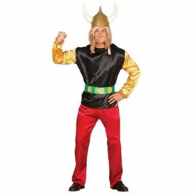 Feest gallier verkleed kostuum asterix